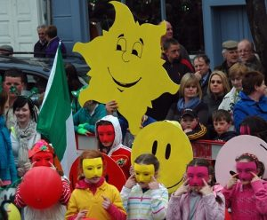 Cashel St Patrick's Day, Charter of European Rural Communities